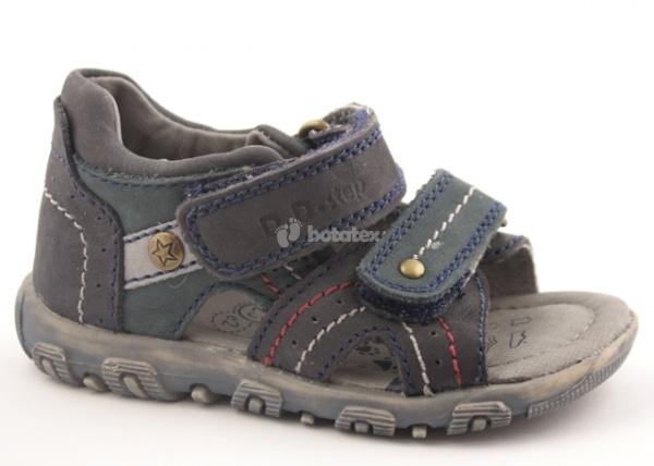 c1c9f7f78ff4 Detské kožené sandále AC200-9BM