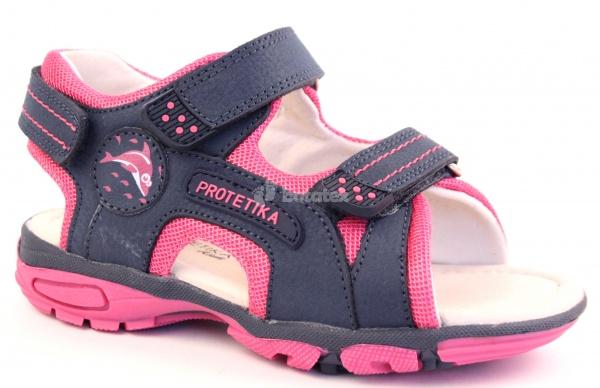 d7c53752e487 Dětské sandálky Protetika Jonas - detské sandálky