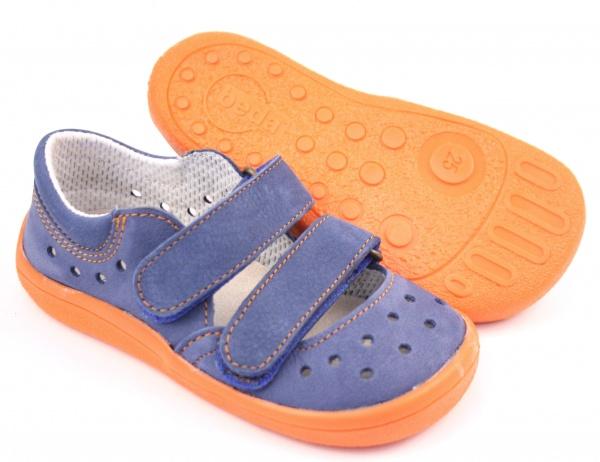 dfdaee7a1 Beda Boty barefoot sandály | topanky-detske.sk