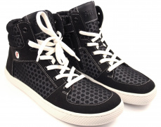 fe03cd7e9d Filii Barefoot SKATER Champion vegan laces textile black M