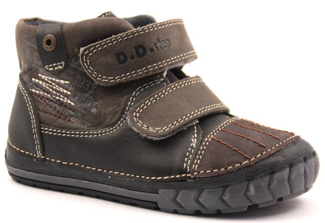 ba62f3c628 Jesenné kožené topánky D.D step. Datum  25.08.2013
